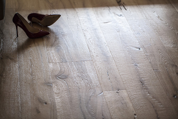 Parquet in Briccola